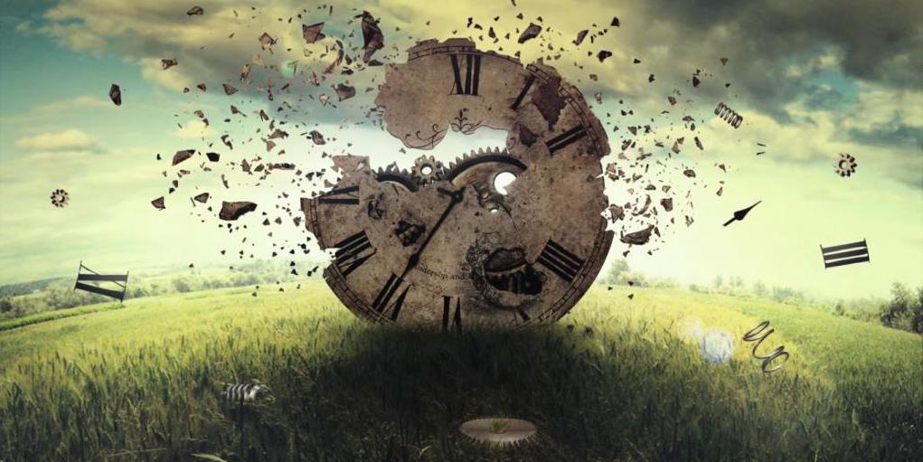 разбитые часы примета