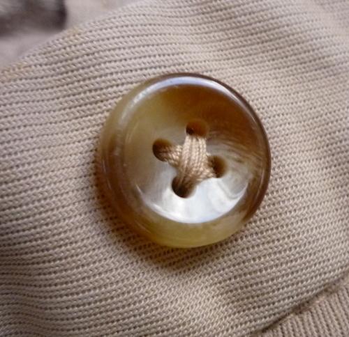 Как правильно пришивать пуговицу