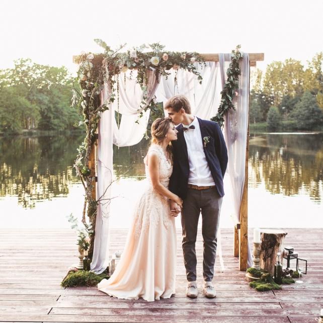 Зачем невесты хотят на свадьбу что-то новое, что-то старое, что-то синее и заимствованное